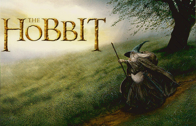 an analysis of the plot and character development in the hobbit a novel by j r r tolkien